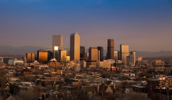Denver shutterstock_155360507